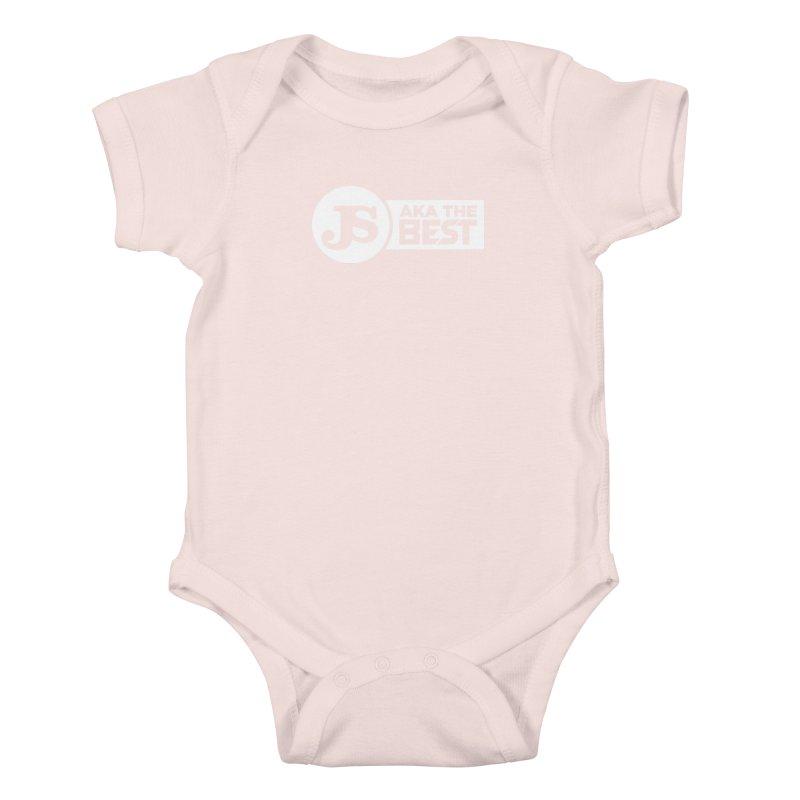 JS aka The Best (White) Kids Baby Bodysuit by Weapon X Evolution merchandise