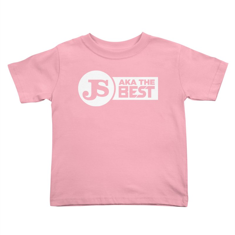 JS aka The Best (White) Kids Toddler T-Shirt by Weapon X Evolution merchandise