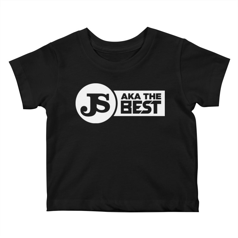 JS aka The Best (White) Kids Baby T-Shirt by Weapon X Evolution merchandise