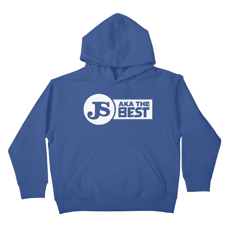 JS aka The Best (White) Kids Pullover Hoody by Weapon X Evolution merchandise