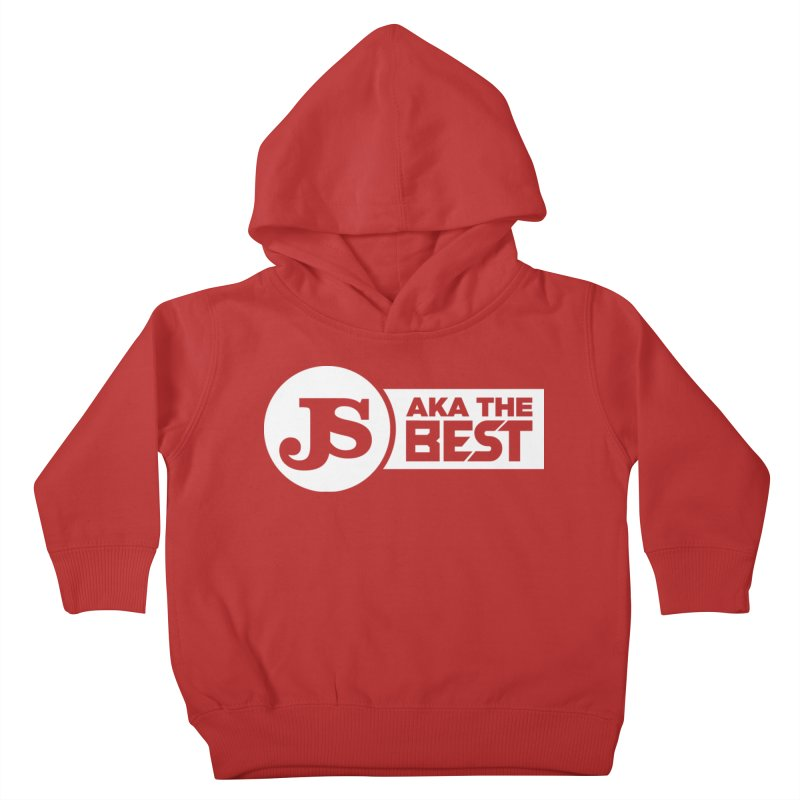 JS aka The Best (White) Kids Toddler Pullover Hoody by Weapon X Evolution merchandise