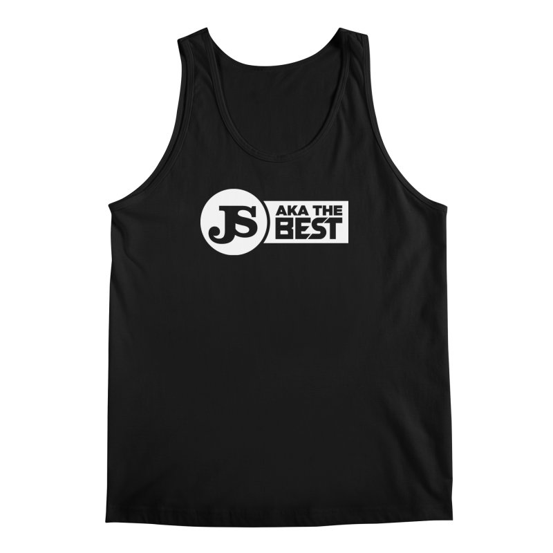 JS aka The Best (White) Men's Tank by Weapon X Evolution merchandise