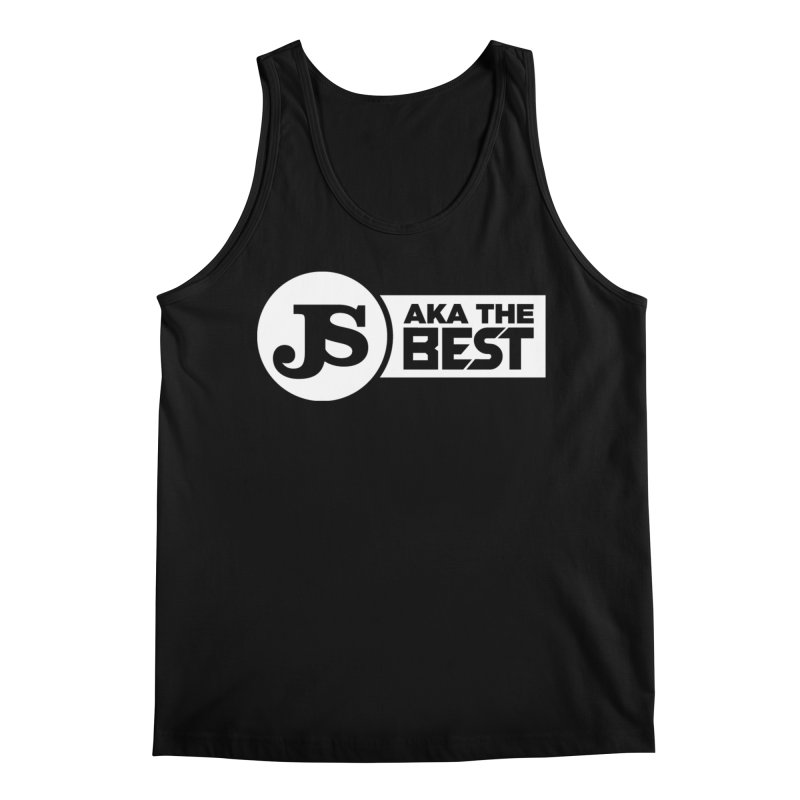 JS aka The Best (White) Men's Regular Tank by Weapon X Evolution merchandise