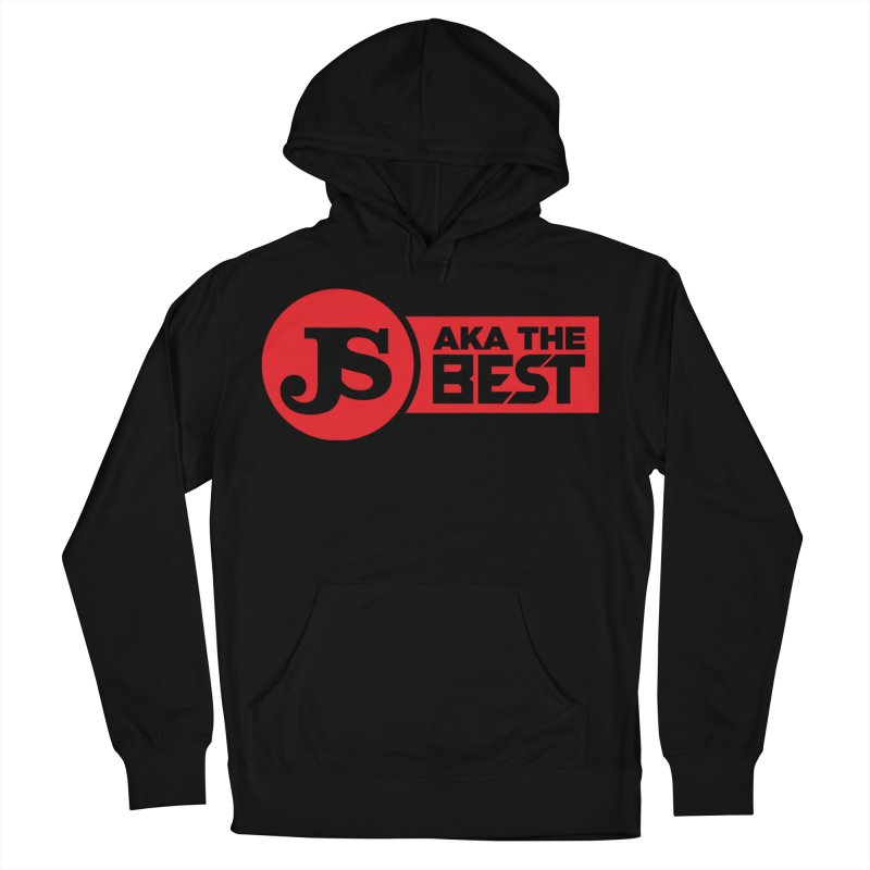 JS aka The Best (Red) Men's Pullover Hoody by Weapon X Evolution merchandise
