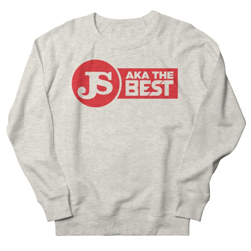 JS aka The Best (Red) Women's Sweatshirt by Weapon X Evolution merchandise