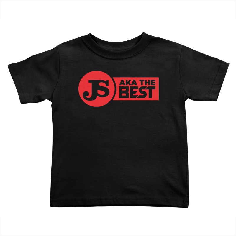 JS aka The Best (Red) Kids Toddler T-Shirt by Weapon X Evolution merchandise