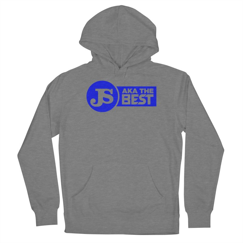 JS aka The Best (Blue) Women's Pullover Hoody by Weapon X Evolution merchandise