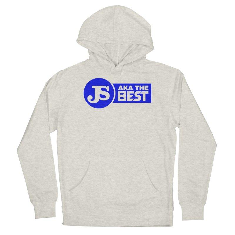 JS aka The Best (Blue) Women's Pullover Hoody by Weapon X Evolution merchandise