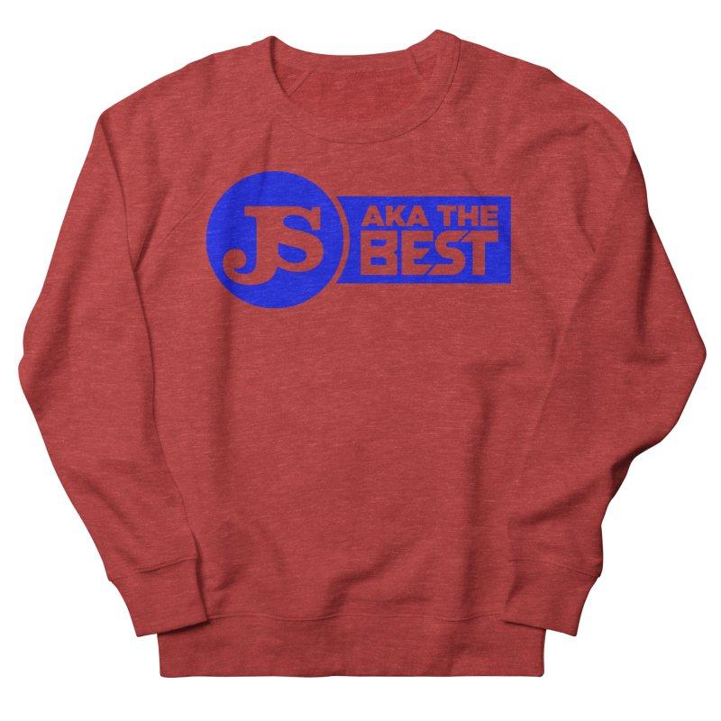 JS aka The Best (Blue) Women's Sweatshirt by Weapon X Evolution merchandise