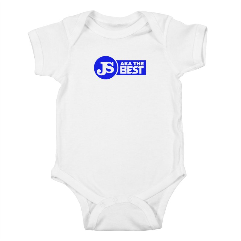 JS aka The Best (Blue) Kids Baby Bodysuit by Weapon X Evolution merchandise