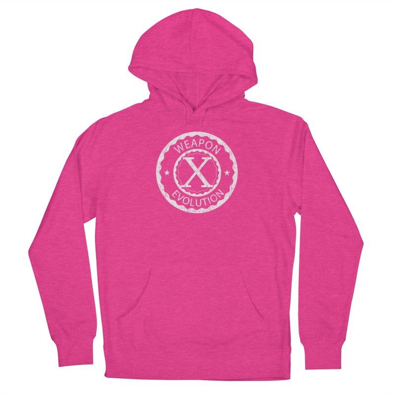 Weapon X Evolution (Black) Women's Pullover Hoody by Weapon X Evolution merchandise