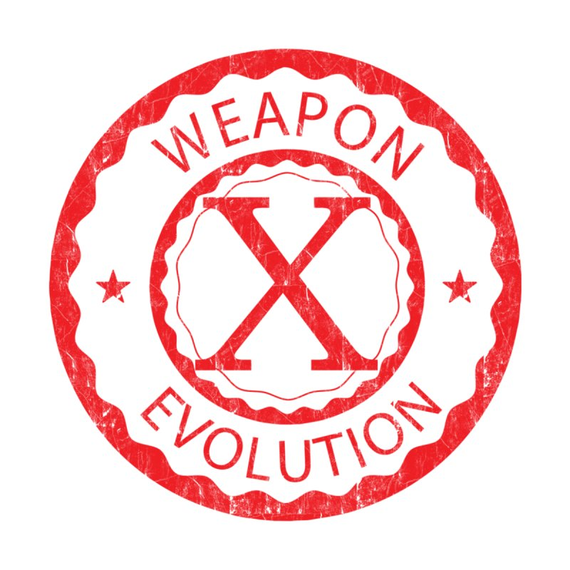 WXE (Red) by Weapon X Evolution merchandise