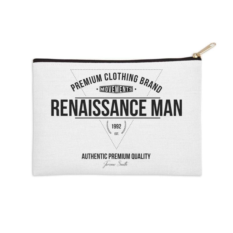Renaissance Man Accessories Zip Pouch by Weapon X Evolution merchandise