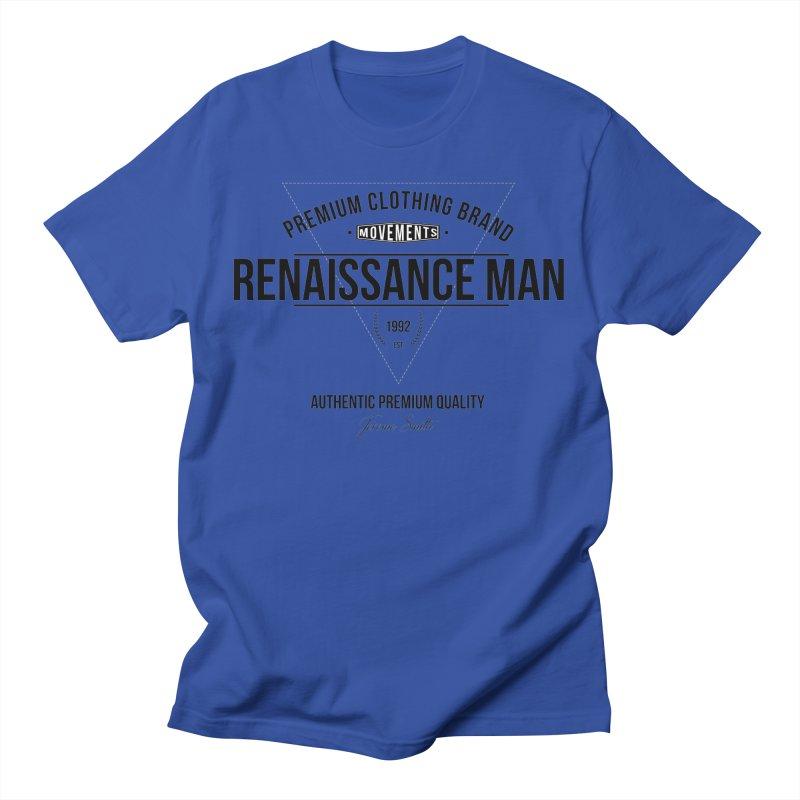 Renaissance Man Men's T-Shirt by Weapon X Evolution merchandise