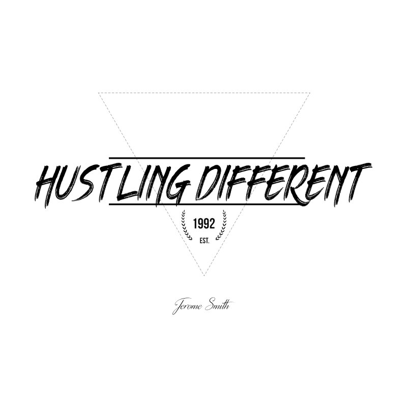 Hustling Different Accessories Phone Case by Weapon X Evolution merchandise