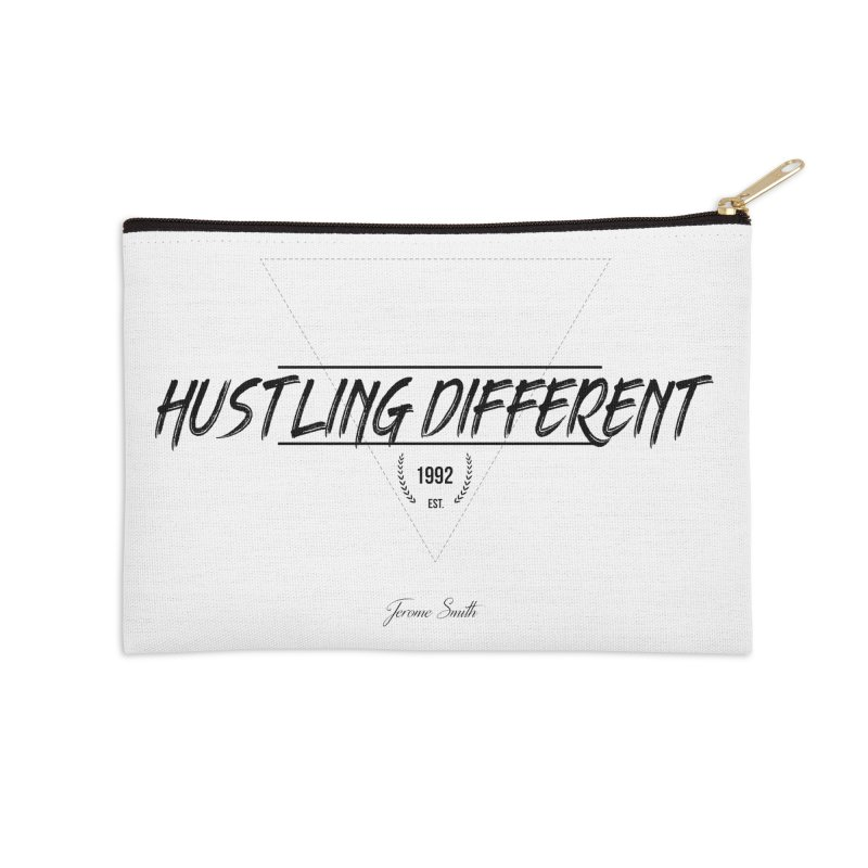 Hustling Different Accessories Zip Pouch by Weapon X Evolution merchandise