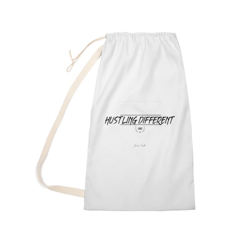 Hustling Different Accessories Laundry Bag Bag by Weapon X Evolution merchandise