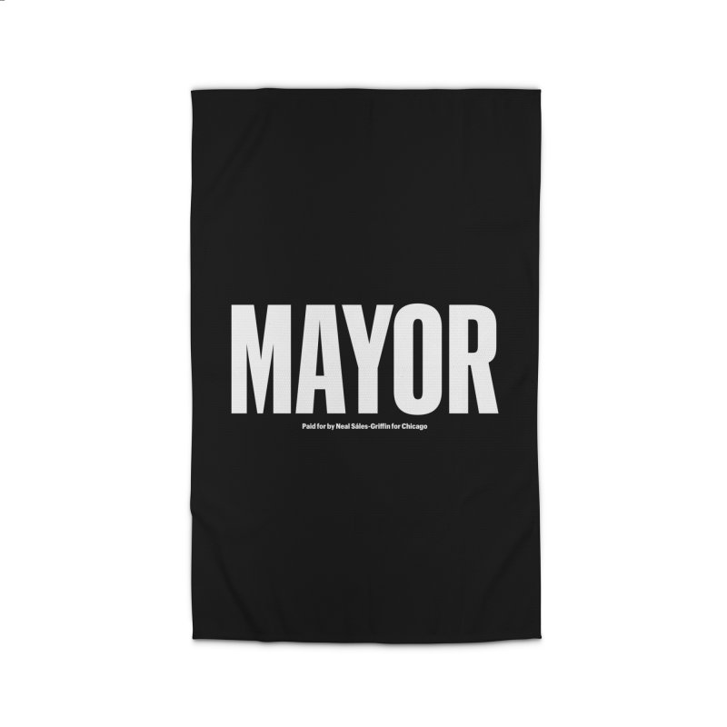 We Are Mayor Home Rug by We Are Mayor | Neal For Mayor