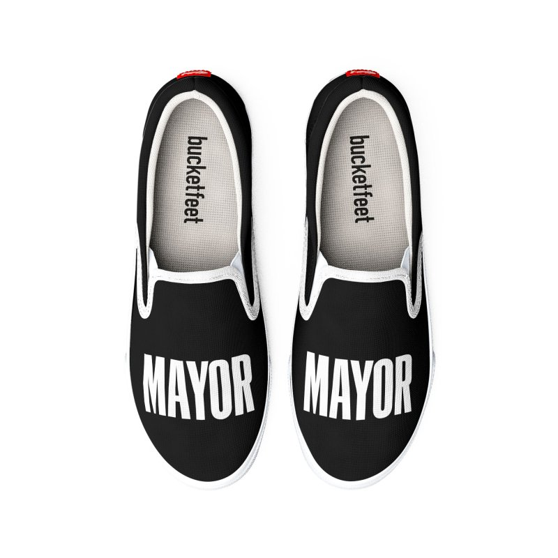 We Are Mayor Women's Shoes by We Are Mayor | Neal For Mayor