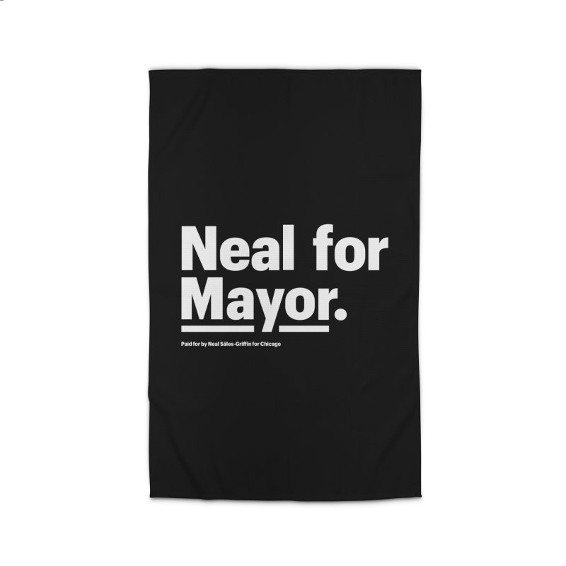 Neal for Mayor Home Rug by We Are Mayor | Neal For Mayor