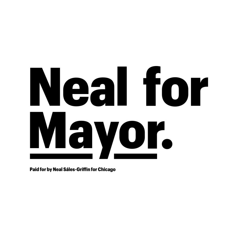 Neal for Mayor Accessories Beach Towel by We Are Mayor | Neal For Mayor