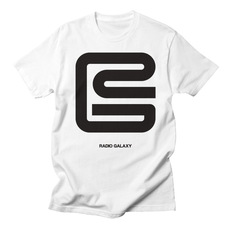 RG A 01 Men's T-Shirt by RADIO GALAXY