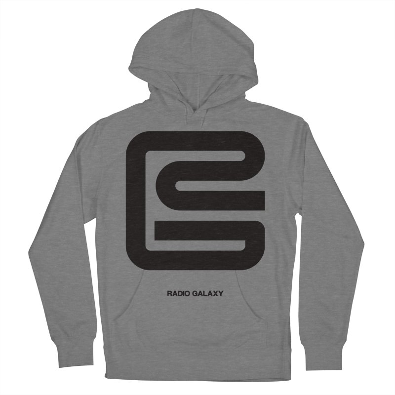 RG A 01 Men's French Terry Pullover Hoody by RADIO GALAXY