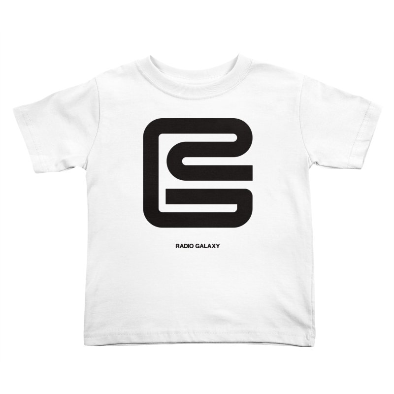 RG A 01 Kids Toddler T-Shirt by RADIO GALAXY