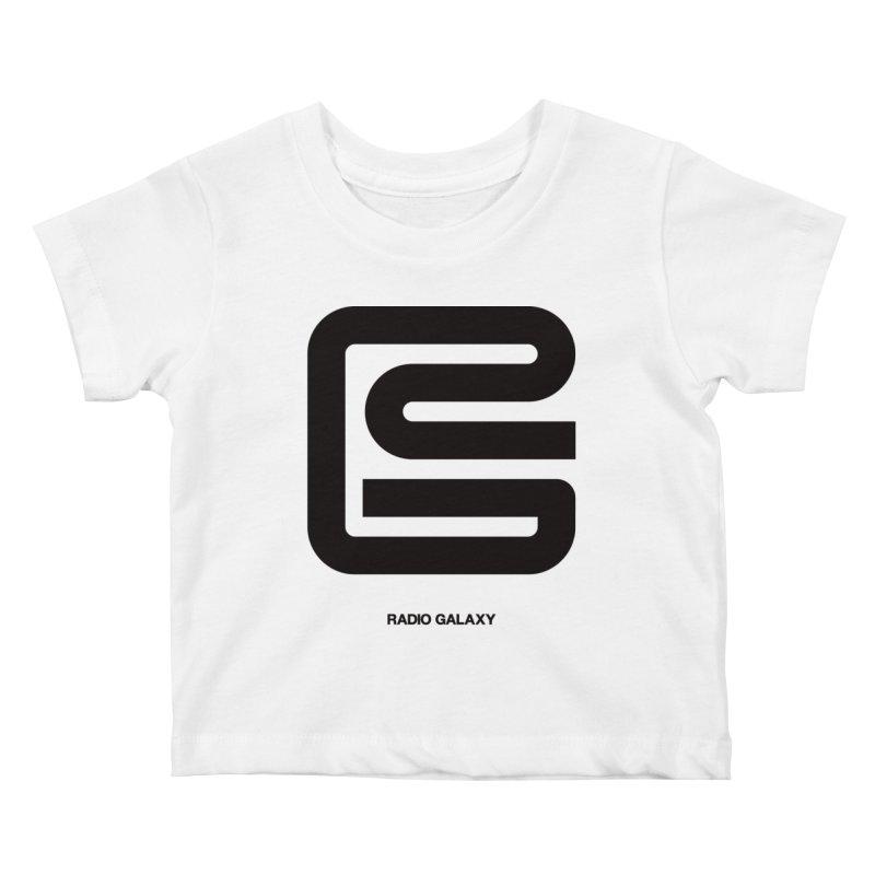 RG A 01 Kids Baby T-Shirt by RADIO GALAXY