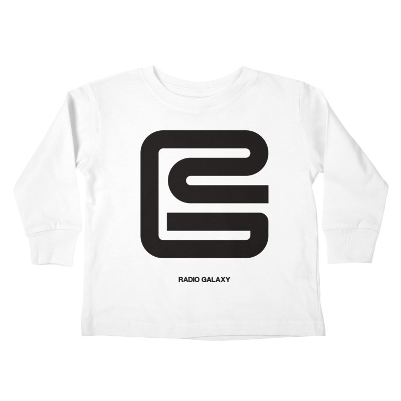 RG A 01 Kids Toddler Longsleeve T-Shirt by RADIO GALAXY