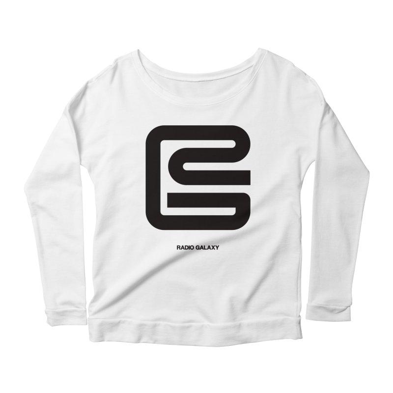 RG A 01 Women's Scoop Neck Longsleeve T-Shirt by RADIO GALAXY