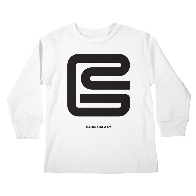 RG A 01 Kids Longsleeve T-Shirt by RADIO GALAXY