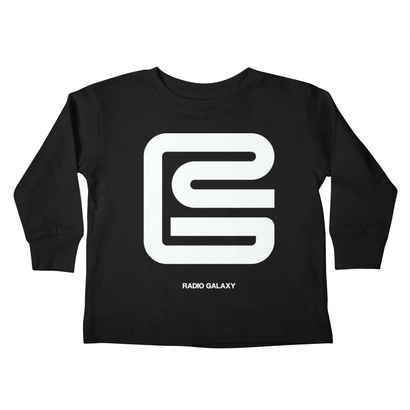 RG A 02 Kids Toddler Longsleeve T-Shirt by RADIO GALAXY