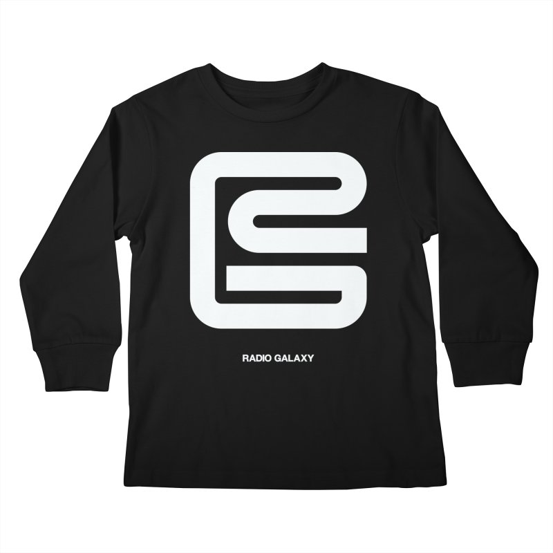 RG A 02 Kids Longsleeve T-Shirt by RADIO GALAXY