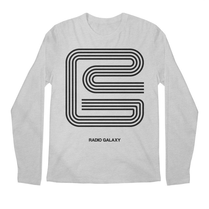 RG B 01 Men's Regular Longsleeve T-Shirt by RADIO GALAXY