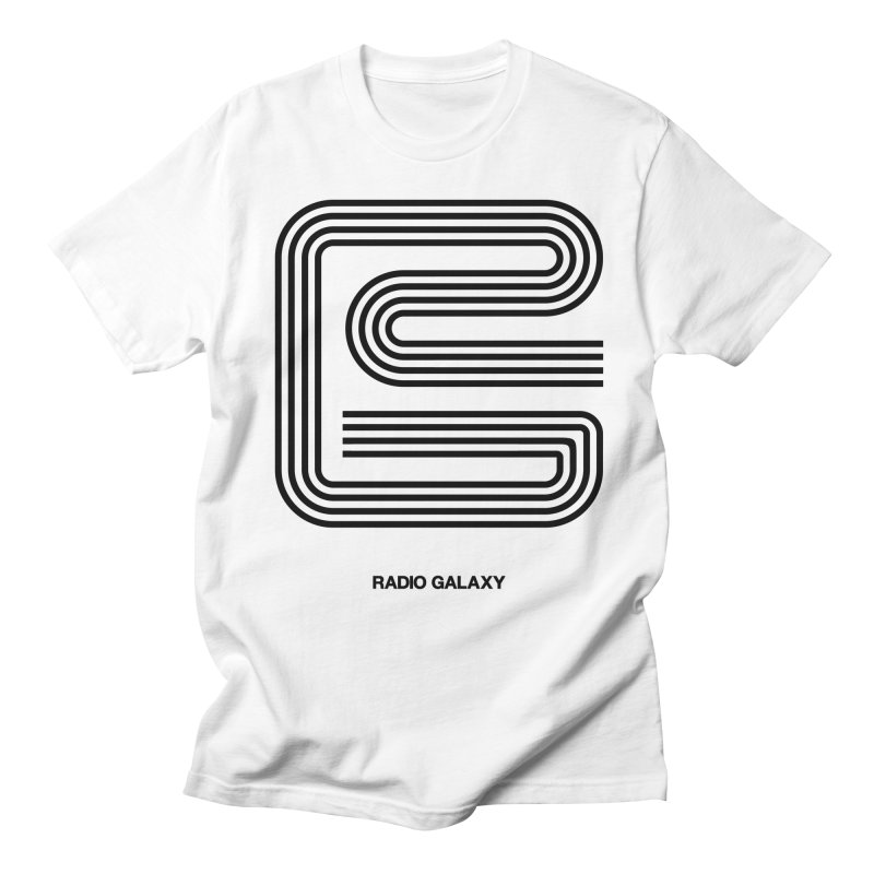 RG B 01 Men's T-Shirt by RADIO GALAXY