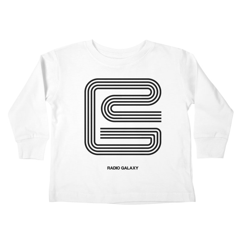 RG B 01 Kids Toddler Longsleeve T-Shirt by RADIO GALAXY