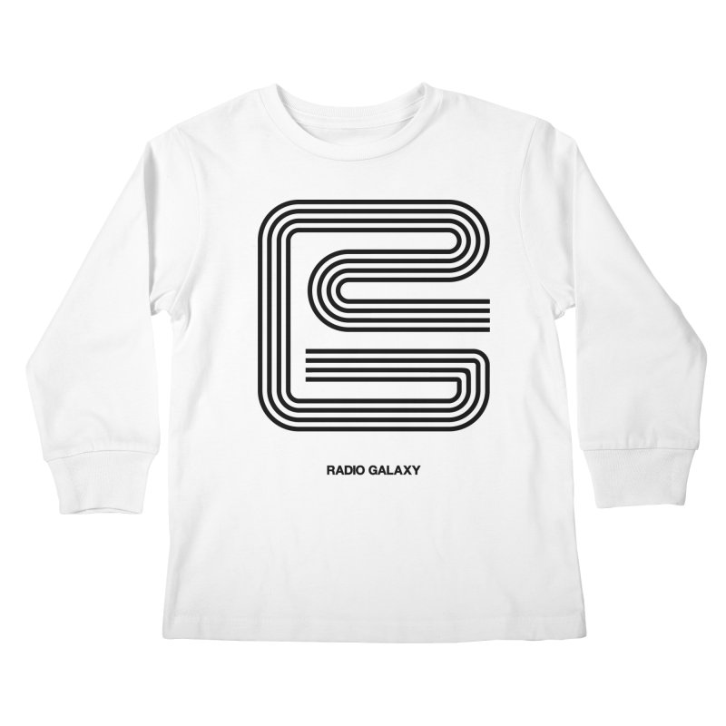 RG B 01 Kids Longsleeve T-Shirt by RADIO GALAXY