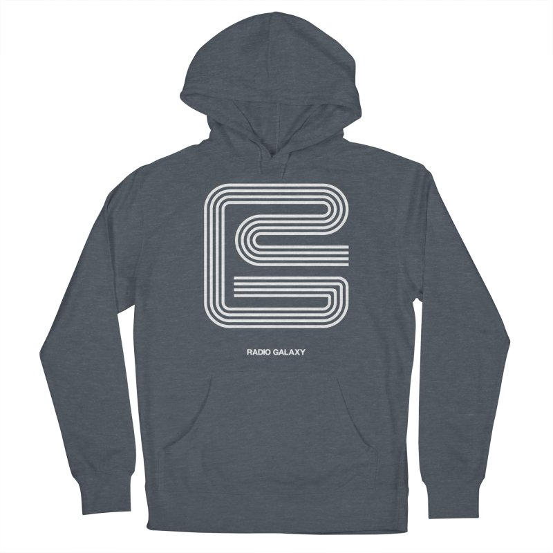 RG B 02 Men's French Terry Pullover Hoody by RADIO GALAXY