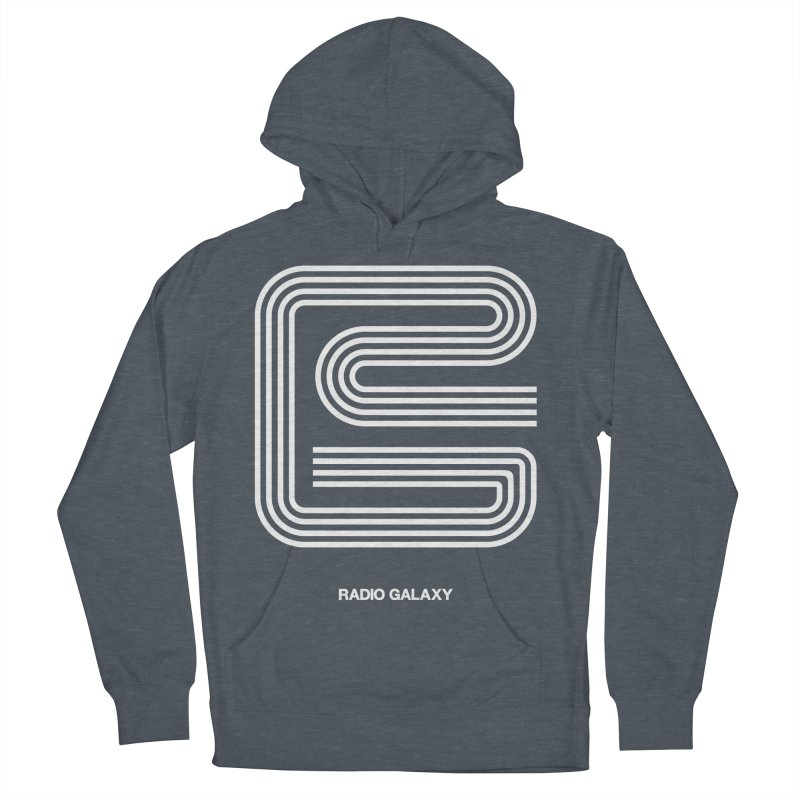 RG B 02 Women's French Terry Pullover Hoody by RADIO GALAXY