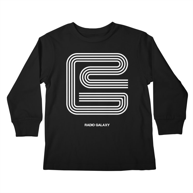 RG B 02 Kids Longsleeve T-Shirt by RADIO GALAXY