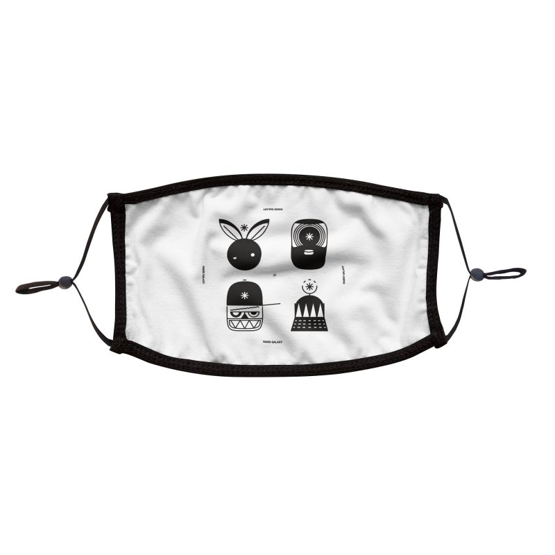 The Crew 01 Accessories Face Mask by RADIO GALAXY