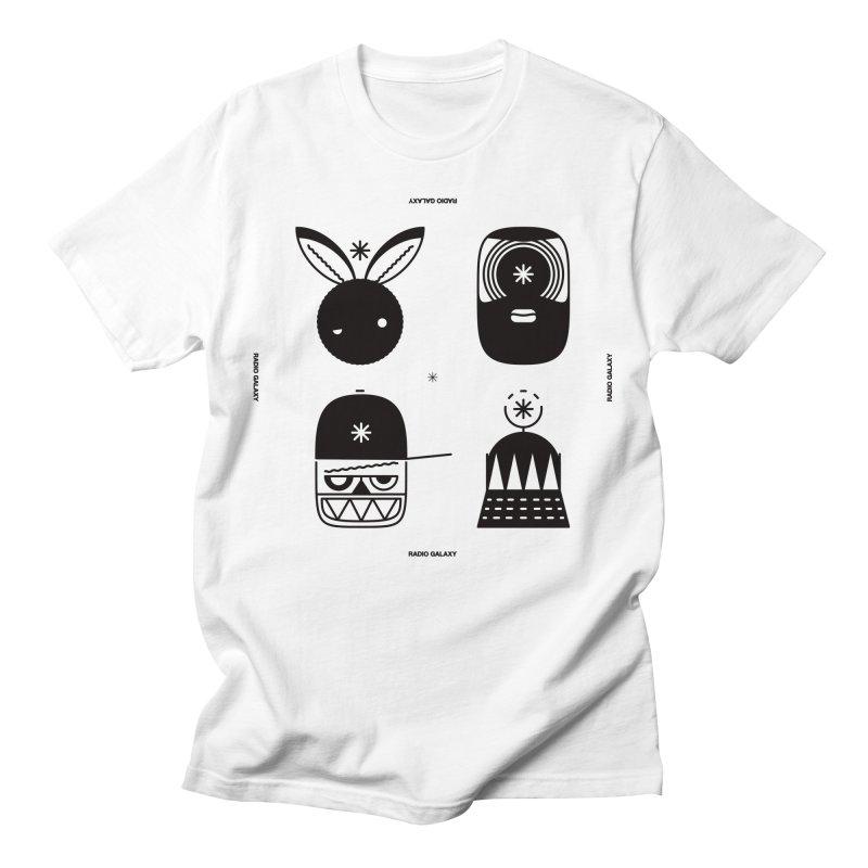 The Crew 01 Men's T-Shirt by RADIO GALAXY