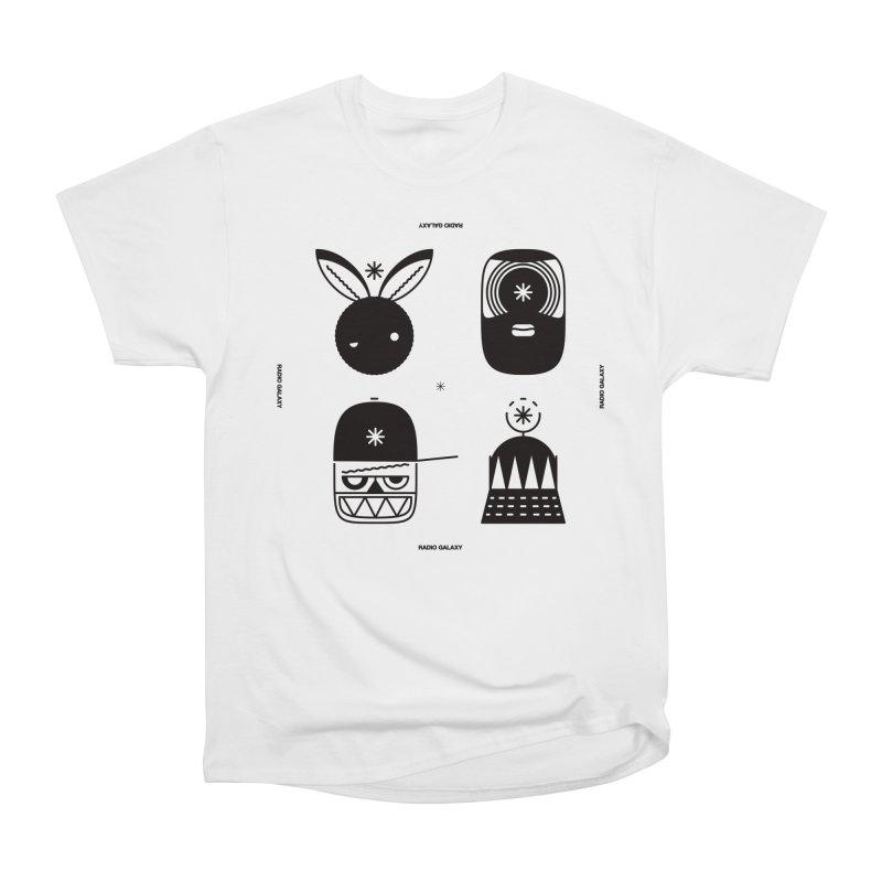 The Crew 01 Women's T-Shirt by RADIO GALAXY