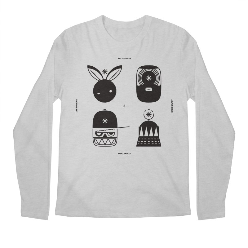 The Crew 01 Men's Longsleeve T-Shirt by RADIO GALAXY