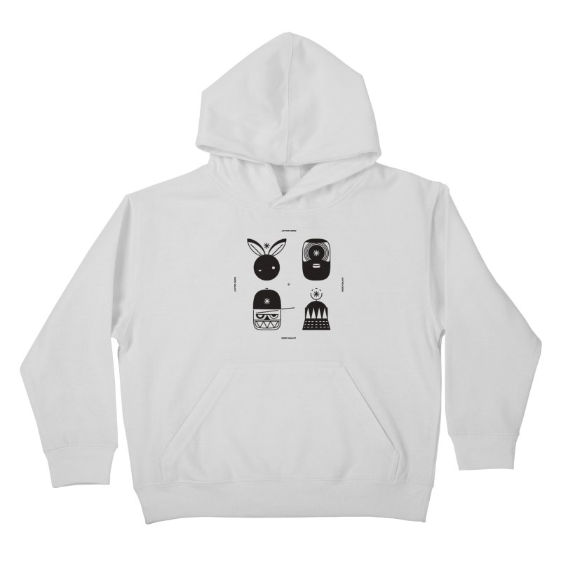 The Crew 01 Kids Pullover Hoody by RADIO GALAXY