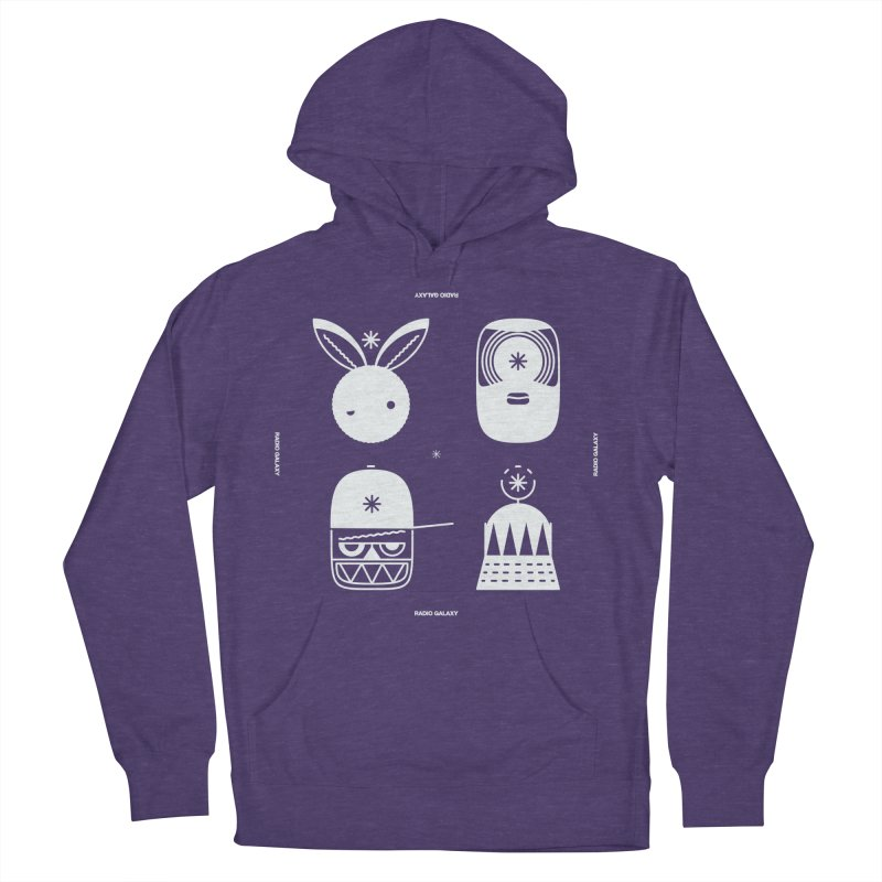 The Crew 02 Women's French Terry Pullover Hoody by RADIO GALAXY