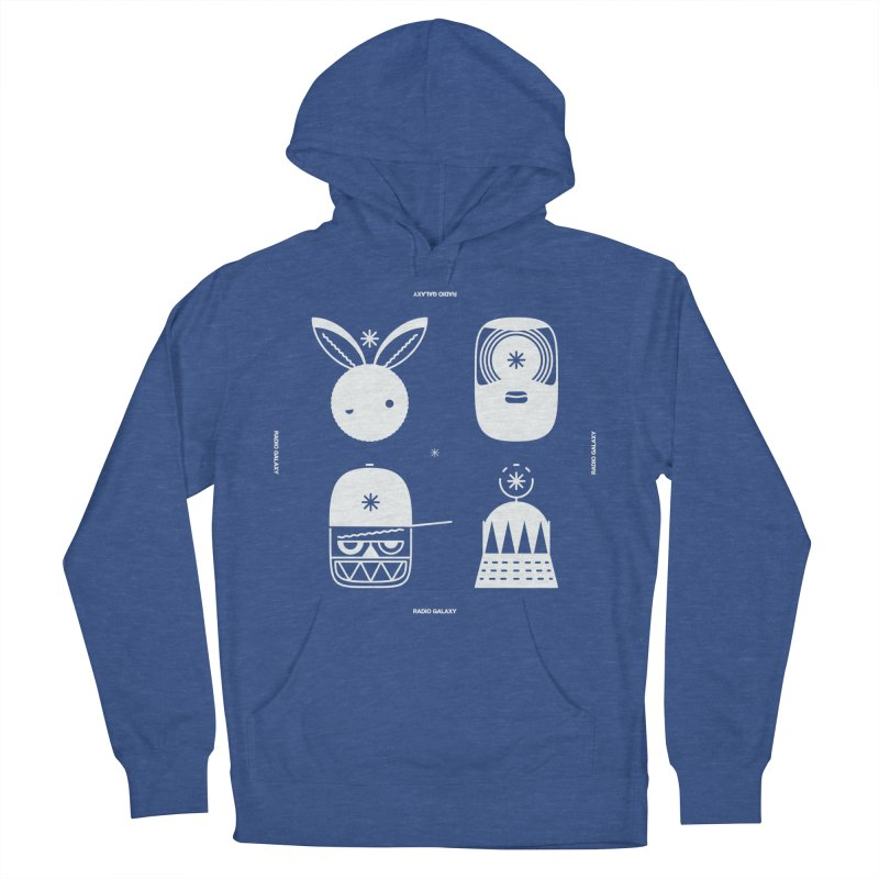 The Crew 02 Men's French Terry Pullover Hoody by RADIO GALAXY