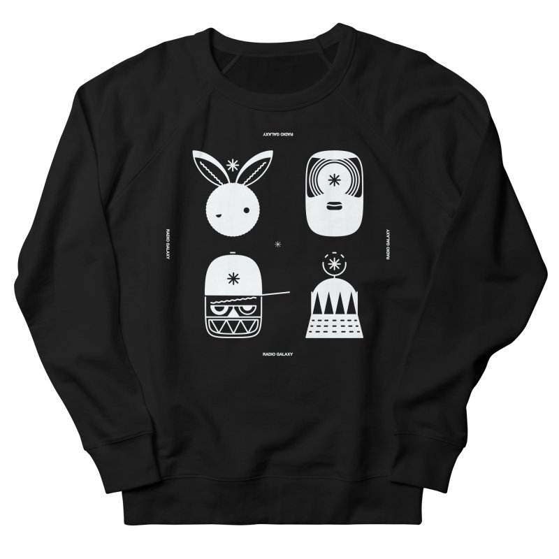 The Crew 02 Women's French Terry Sweatshirt by RADIO GALAXY