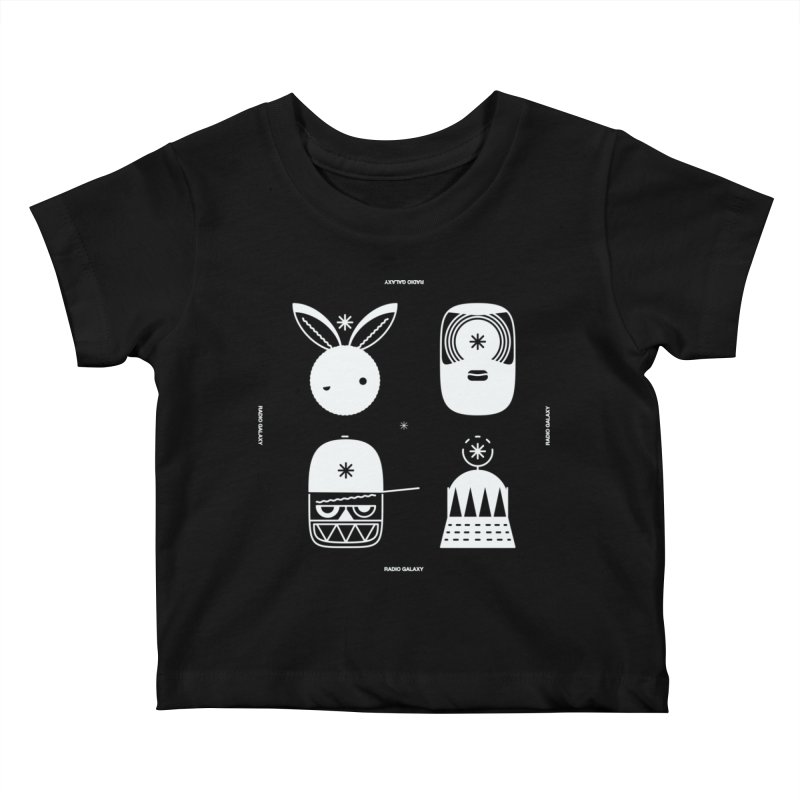 The Crew 02 Kids Baby T-Shirt by RADIO GALAXY